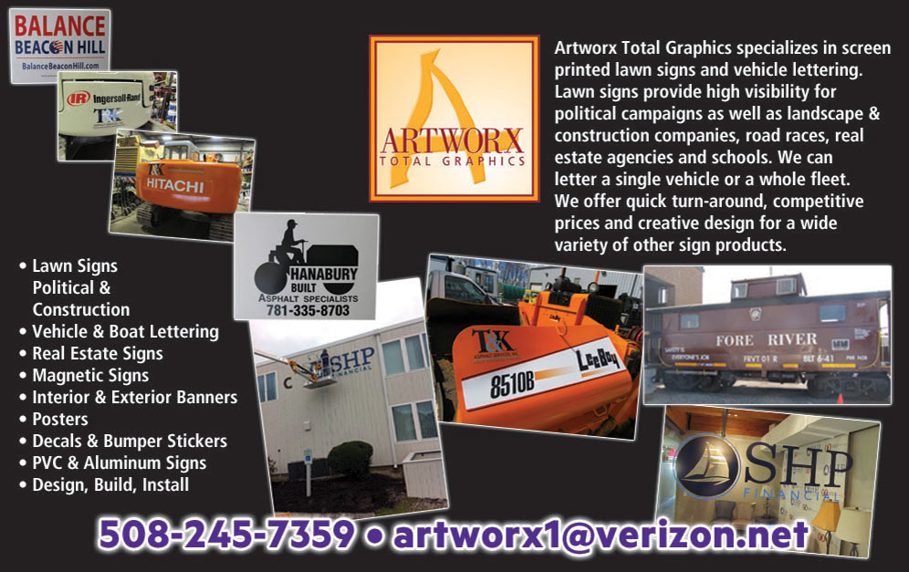 Artworx Lawn and Political Signs image